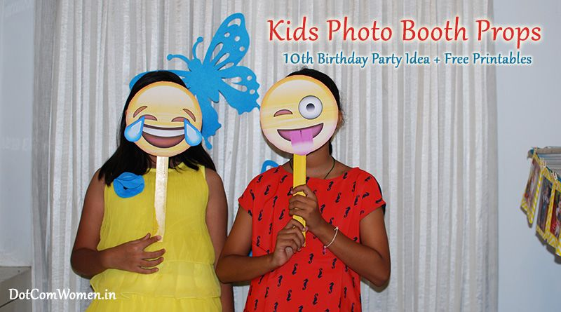 My daughters 10th birthday party was made special with quirky and