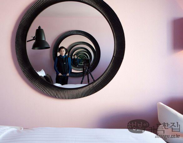 행복이가득한집 Design your lifestyle [리빙 디자인] 거울, 공간을 디자인하다