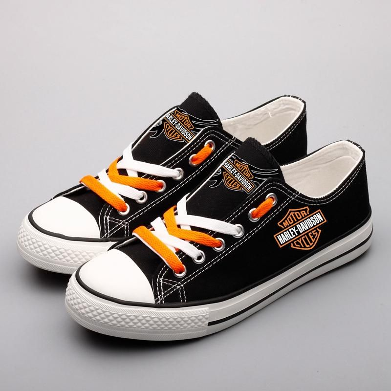 Harley Davidson Shoes Womens Low Top