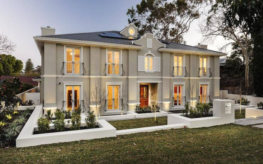 Home Designs Luxury Home Builders Perth Oswald Homes