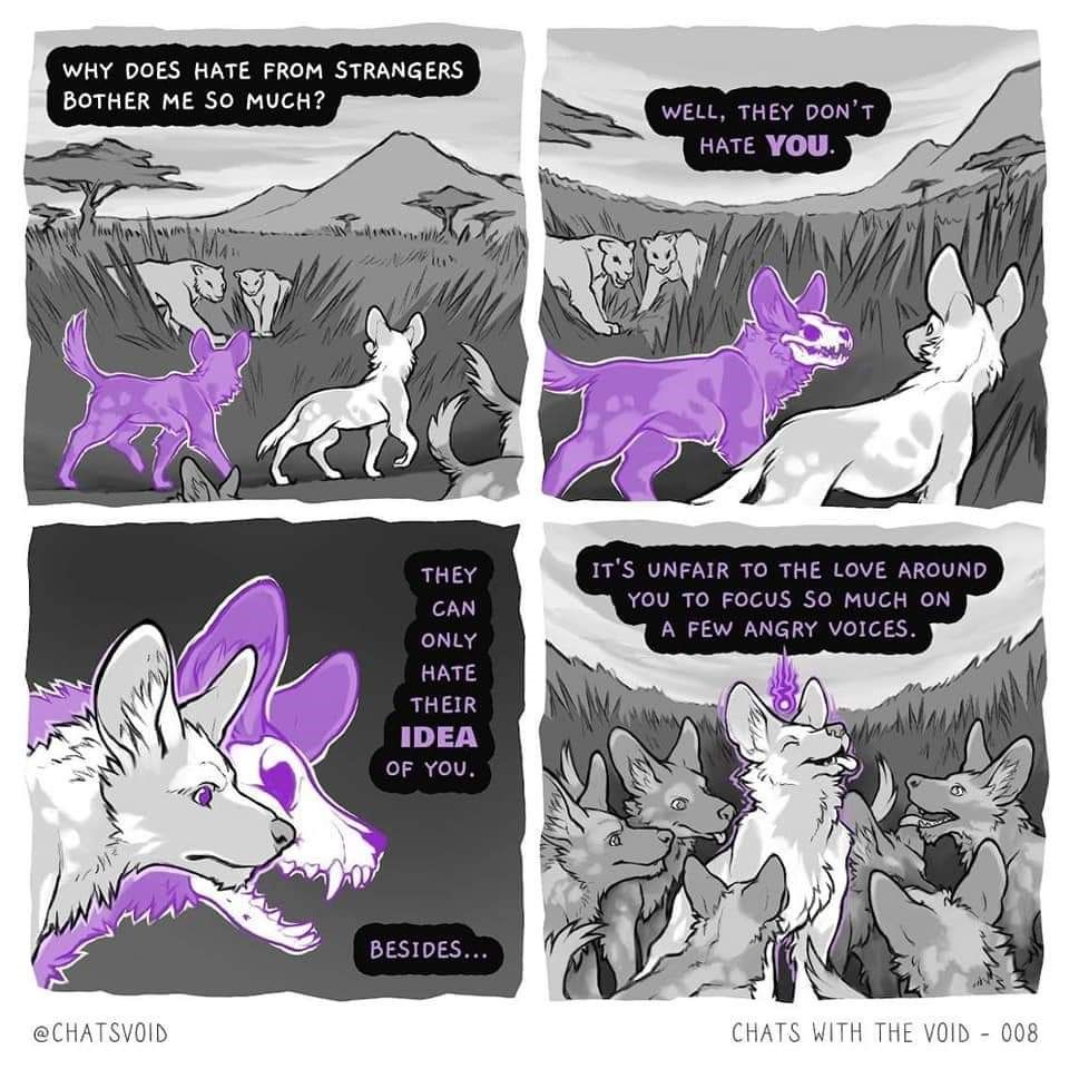 Existential Animal Comics From Chats With The Void Cute Comics Comics Funny Memes