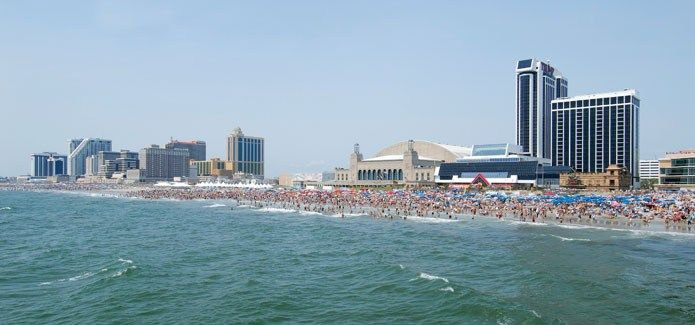 Beach Casino Fun Atlantic City Nj New Jersey Beaches Atlantic City Beach Boardwalk