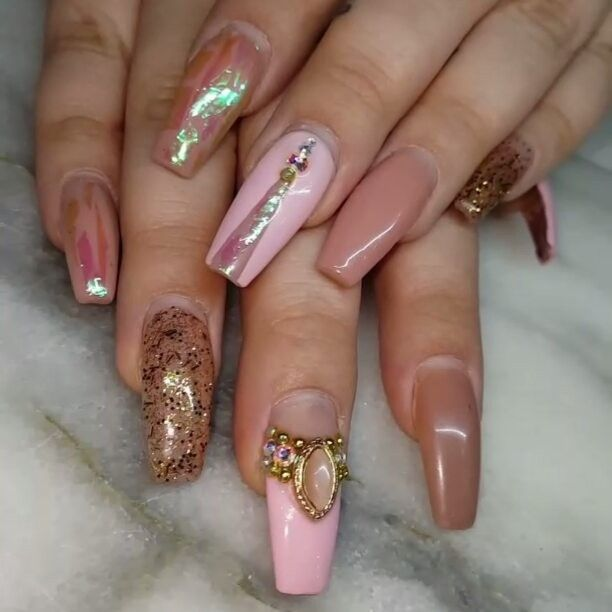 Nude 💗 Neutral 💗 Pink