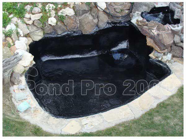 Cement Pond Leak Sealer- be fearless | Pond Sealants | Pond ...