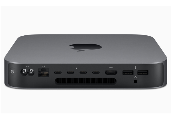 APPLE Mac mini (2018) goes official with 8th-gen Intel Core