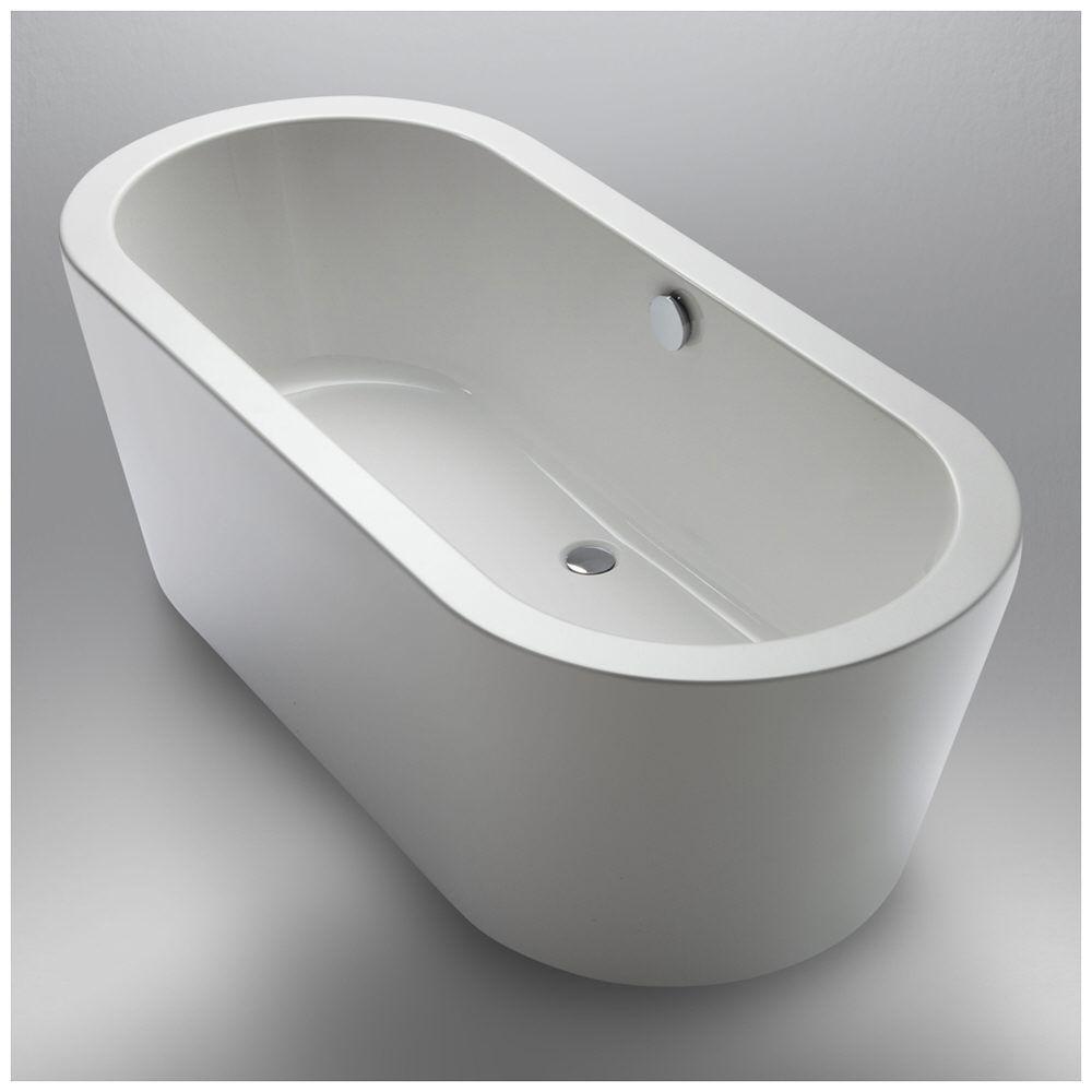 Badewanne Oval Freistehend repabad livorno oval f badewanne freistehend 31670 megabad