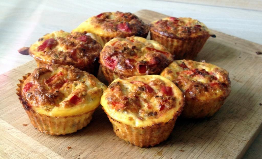 æggemuffins Morgenmadbrunch Brunch Breakfast Og Food