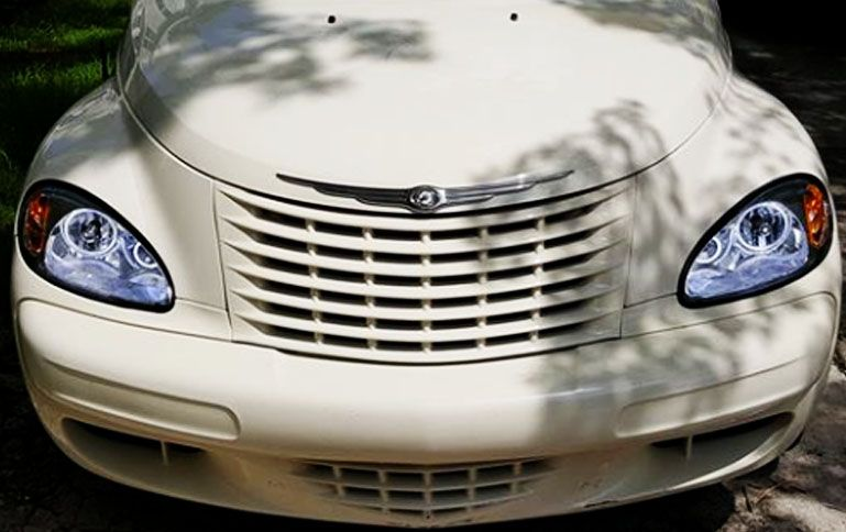 pt cruiser accessories lights... pt cruiser halo headlights... no one in  the aftermarket industry makes HAL… | Pt cruiser accessories, Chrysler pt  cruiser, Cruisers