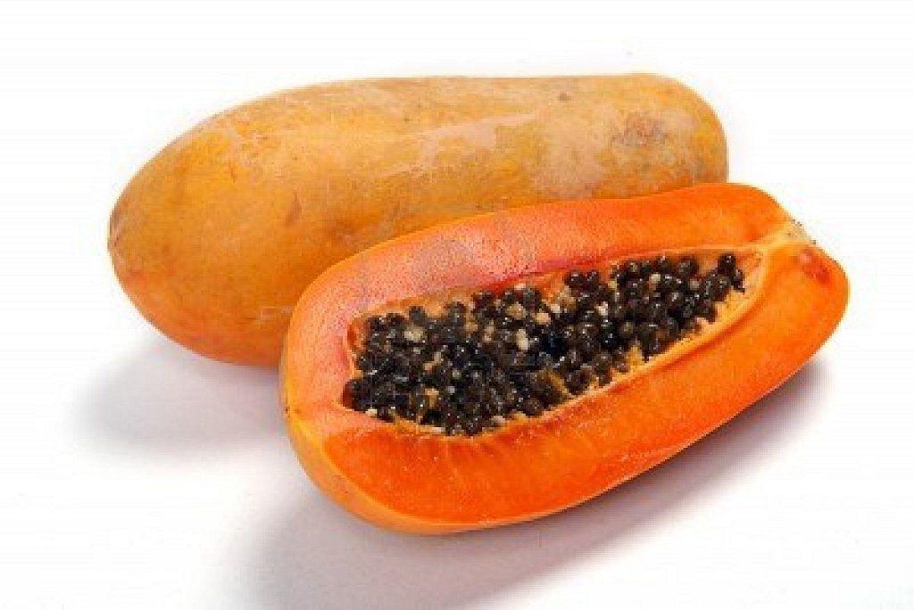La semilla de papaya ayuda a bajar de peso