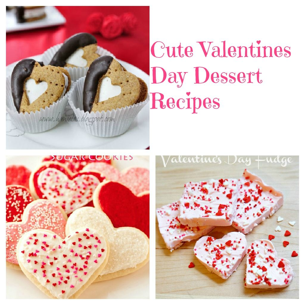Valentines Day Dessert Ideas Everything Food From Bloggers I Love