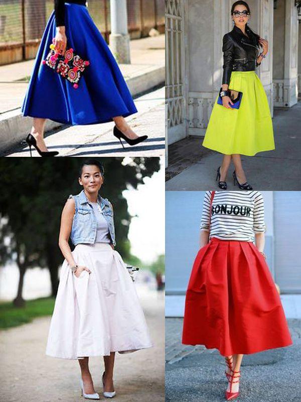 Skirts: Is MIDI The New Mini | Midi skirts, Love and Skirts