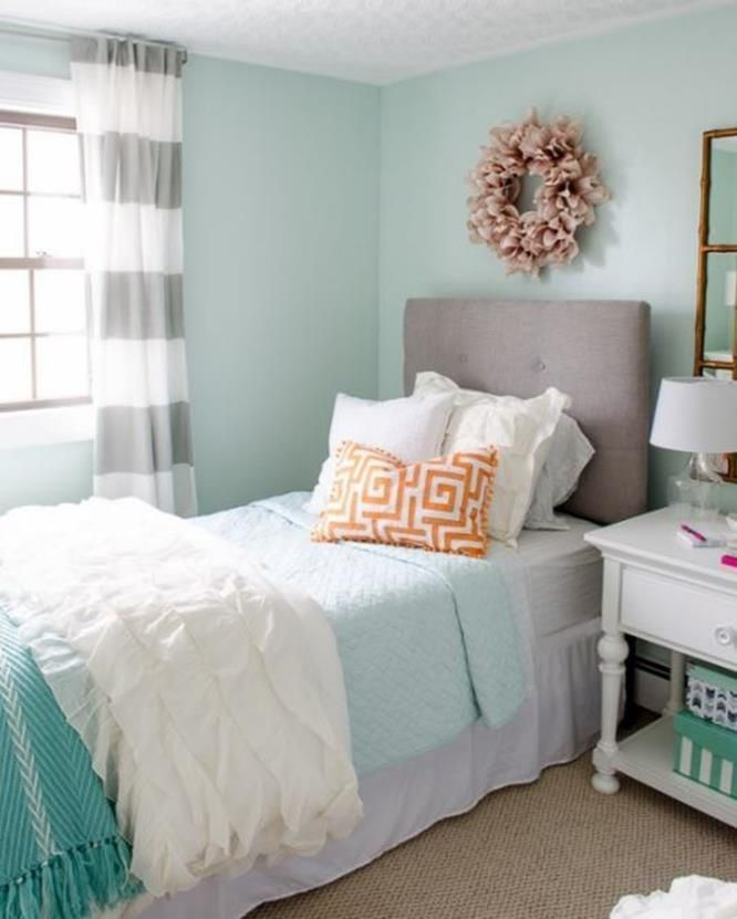 Gorgeous Teenage Girl Room Paint Colors 39 In 2020 Girls Bedroom Makeover Bedroom Makeover Girls Bedroom Paint