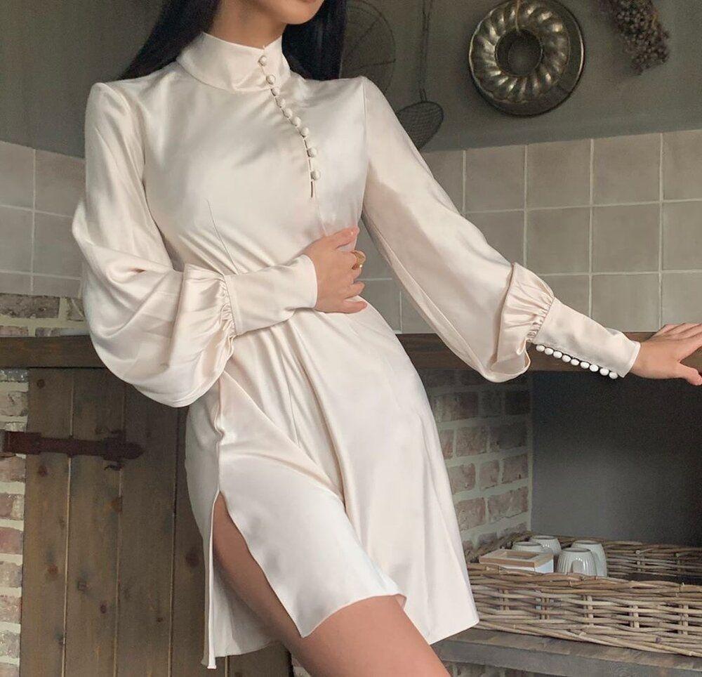 Mandarin Dress — ONARIN