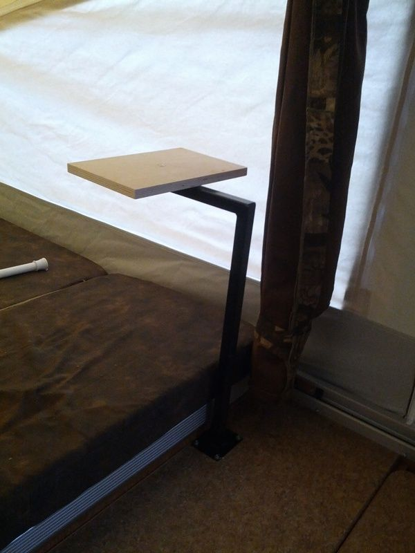 TV Stand for a pop up  …   Popup Camper Ideas   Popup…