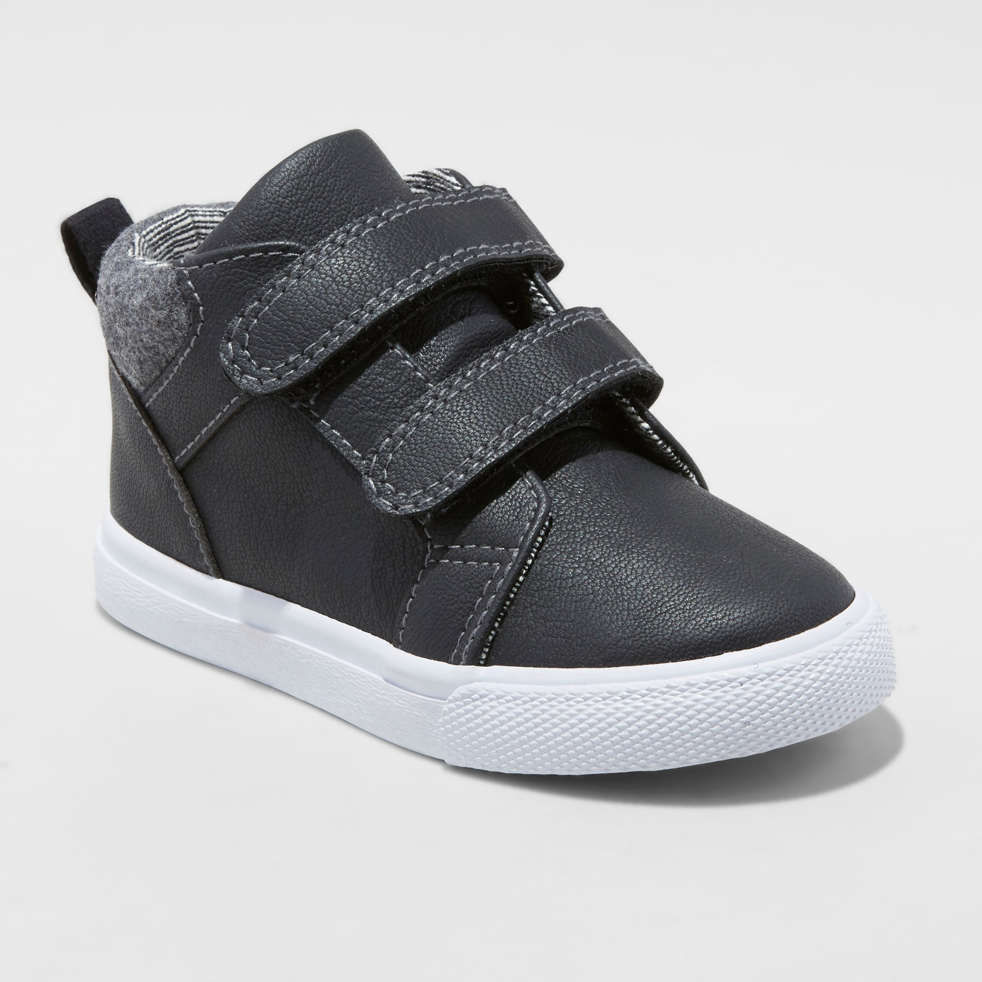 Toddler Boys' Harrison Casual Sneakers Cat & Jack Black 12