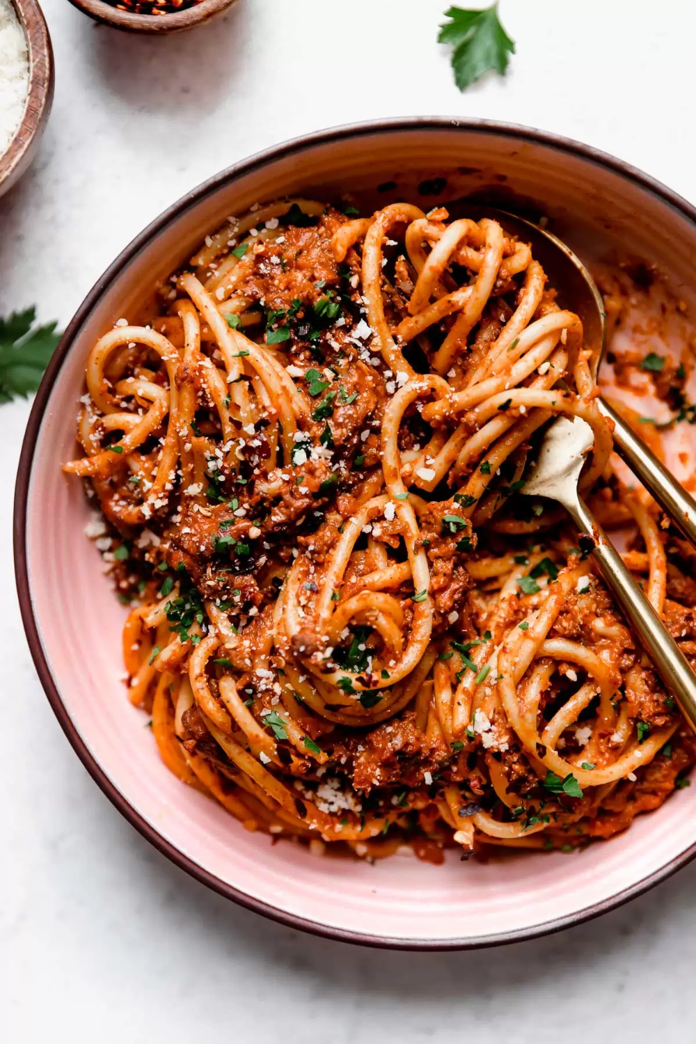 Best-Ever Bolognese Sauce Recipe (Stovetop, Slow C