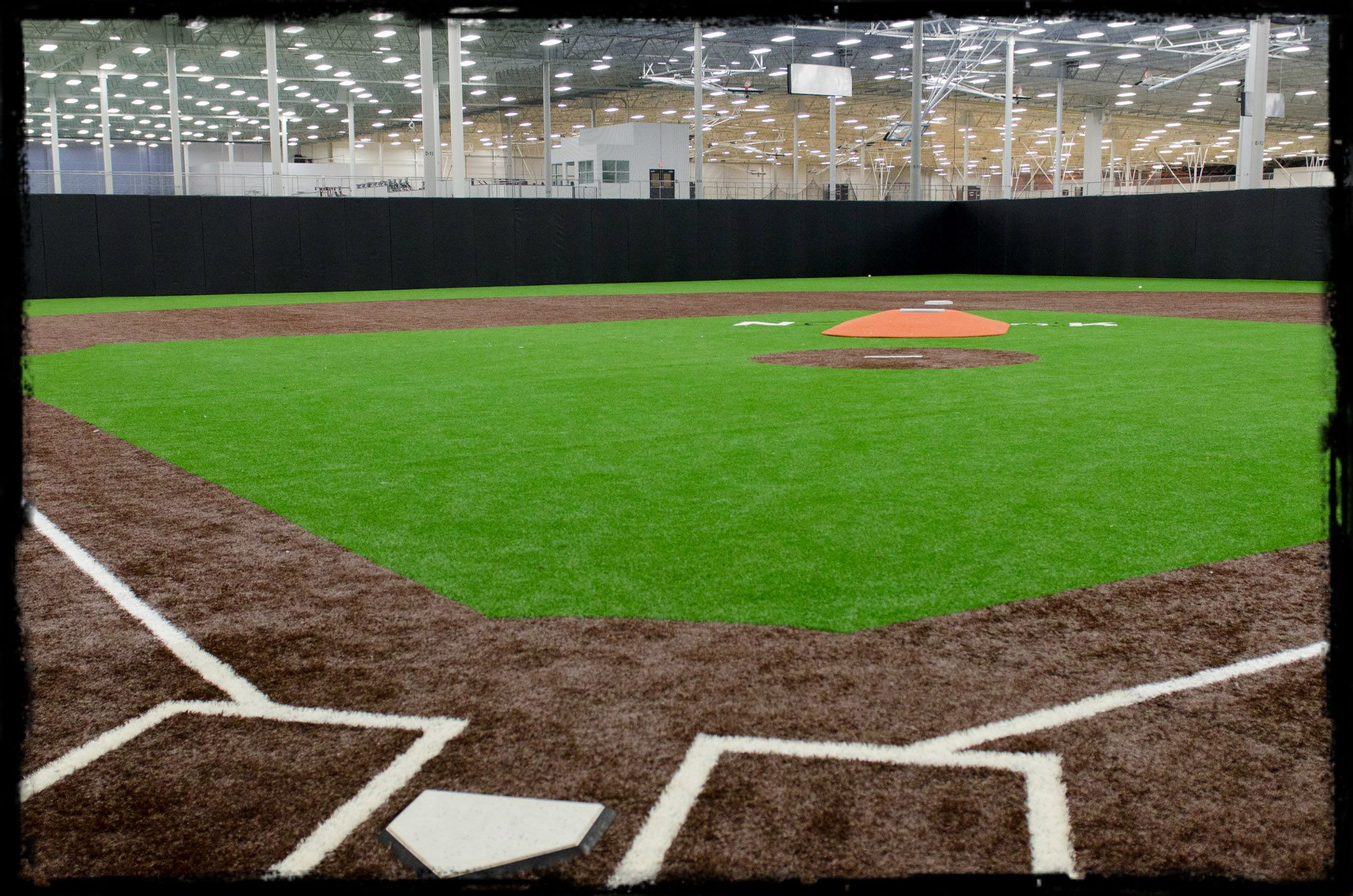 Spooky Nook Sports Indoor Baseball Diamond Spooky Nook Sports Spooky Nook Baseball Diamond