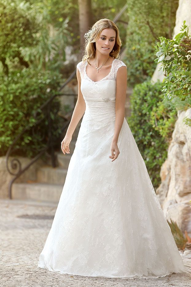 Vintage wedding dress from the 2017 Ladybird collection | boda ...