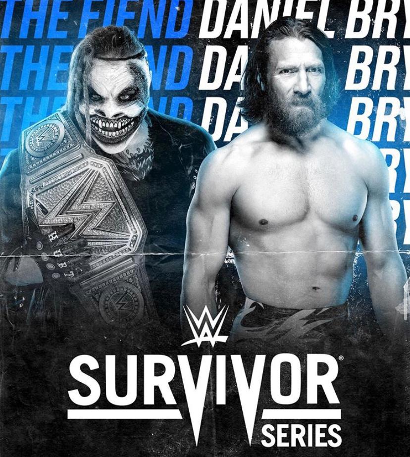 At Wwe Survivor Series 2019 Bray Wyatt Will Defend His Universal Championship Against Daniel Bryan