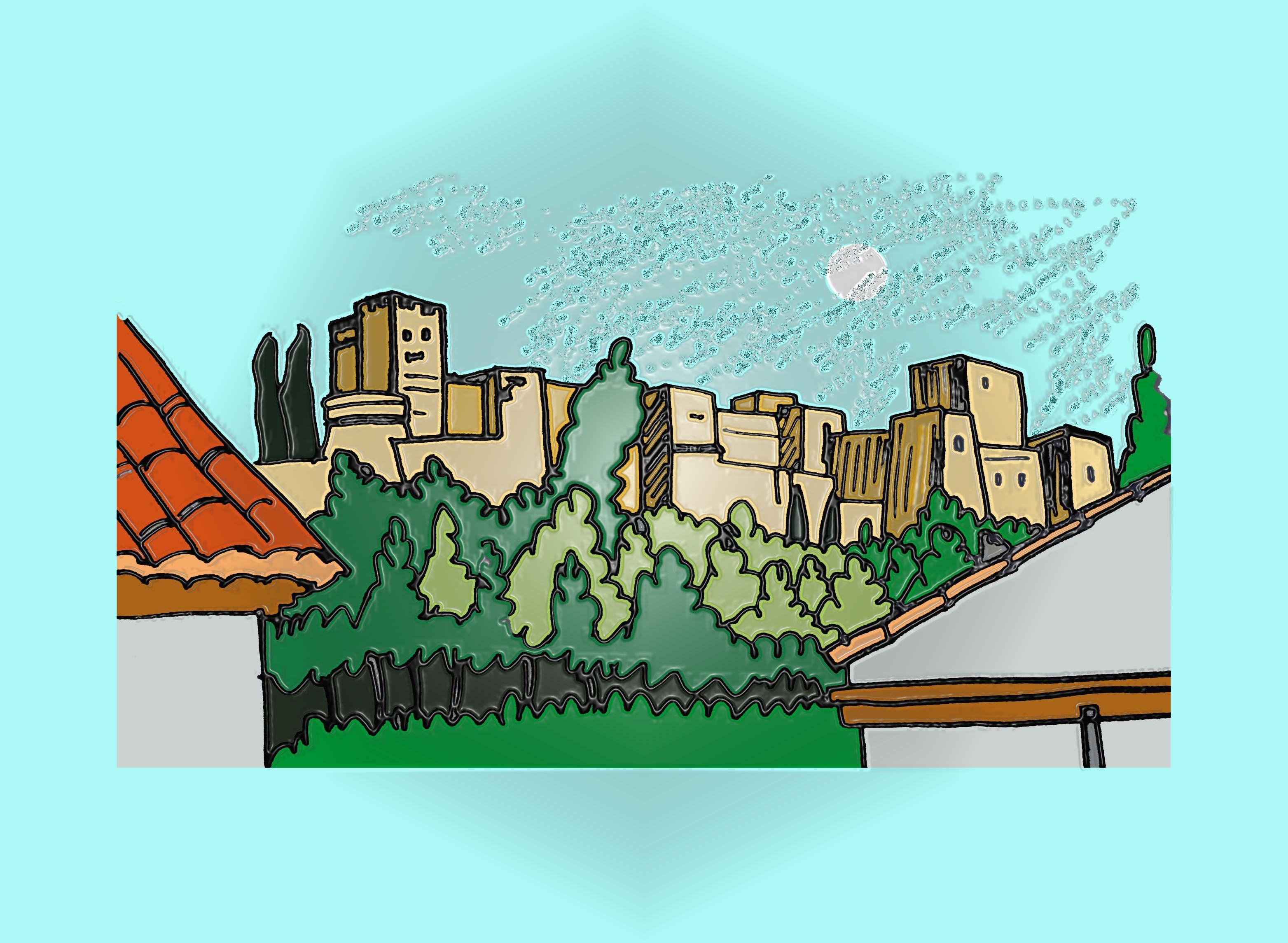Alhambra De Granada Alhambra De Granada Dibujos Libro De Aventuras