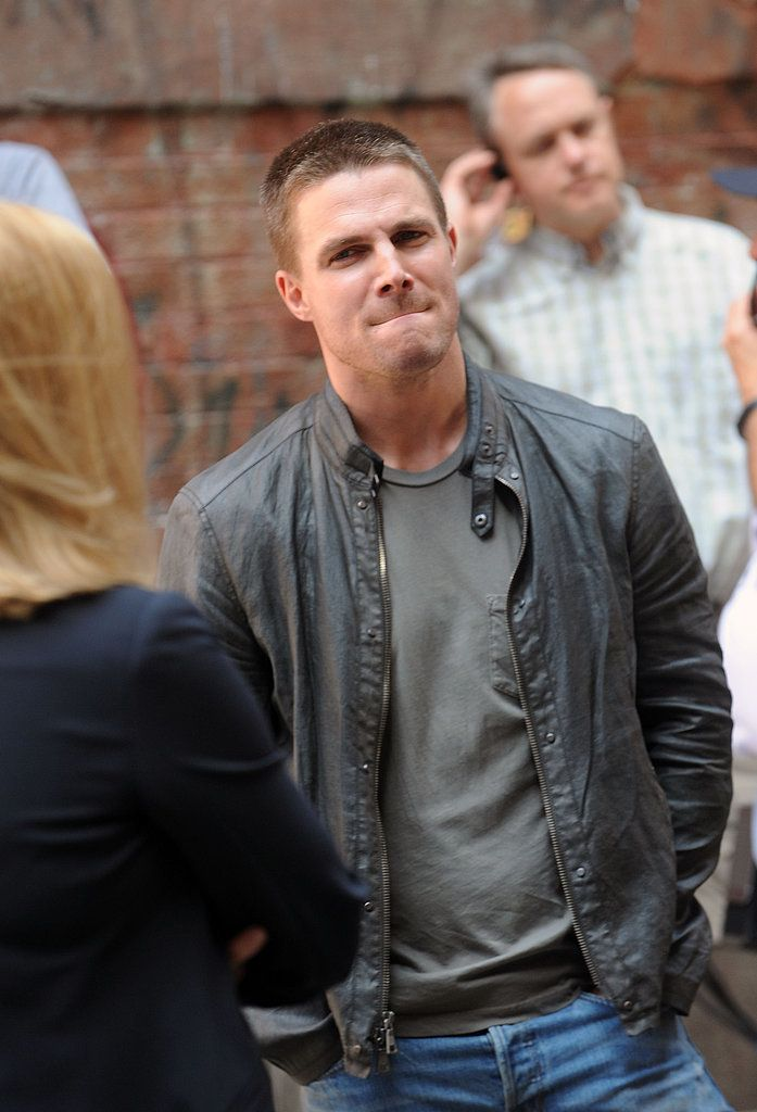 20 Superhot Stephen Amell Moments That Will Make You Swoon ...  20 Superhot Ste...