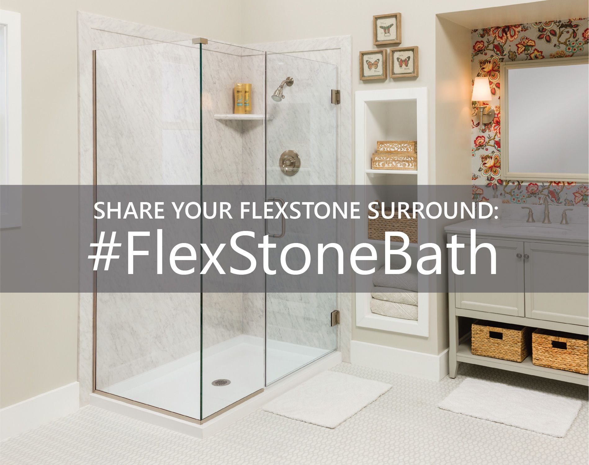 Share Your Flexstone Surround Shower Surround Flooring Store Stone Bath