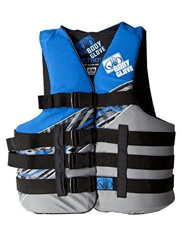 Body Glove Method U.S. Coast Guard Approved Nylon PFD Life Jacket Vest, Blue, 4X-Large/6X-Large Body Glove http://www.amazon.com/dp/B00R8ZYQ32/ref=cm_sw_r_pi_dp_B3iIvb105QQX6