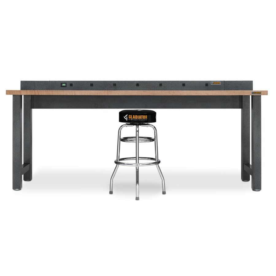 Strange Shop Gladiator Workbench Powerstrip At Lowes Com In 2019 Beatyapartments Chair Design Images Beatyapartmentscom