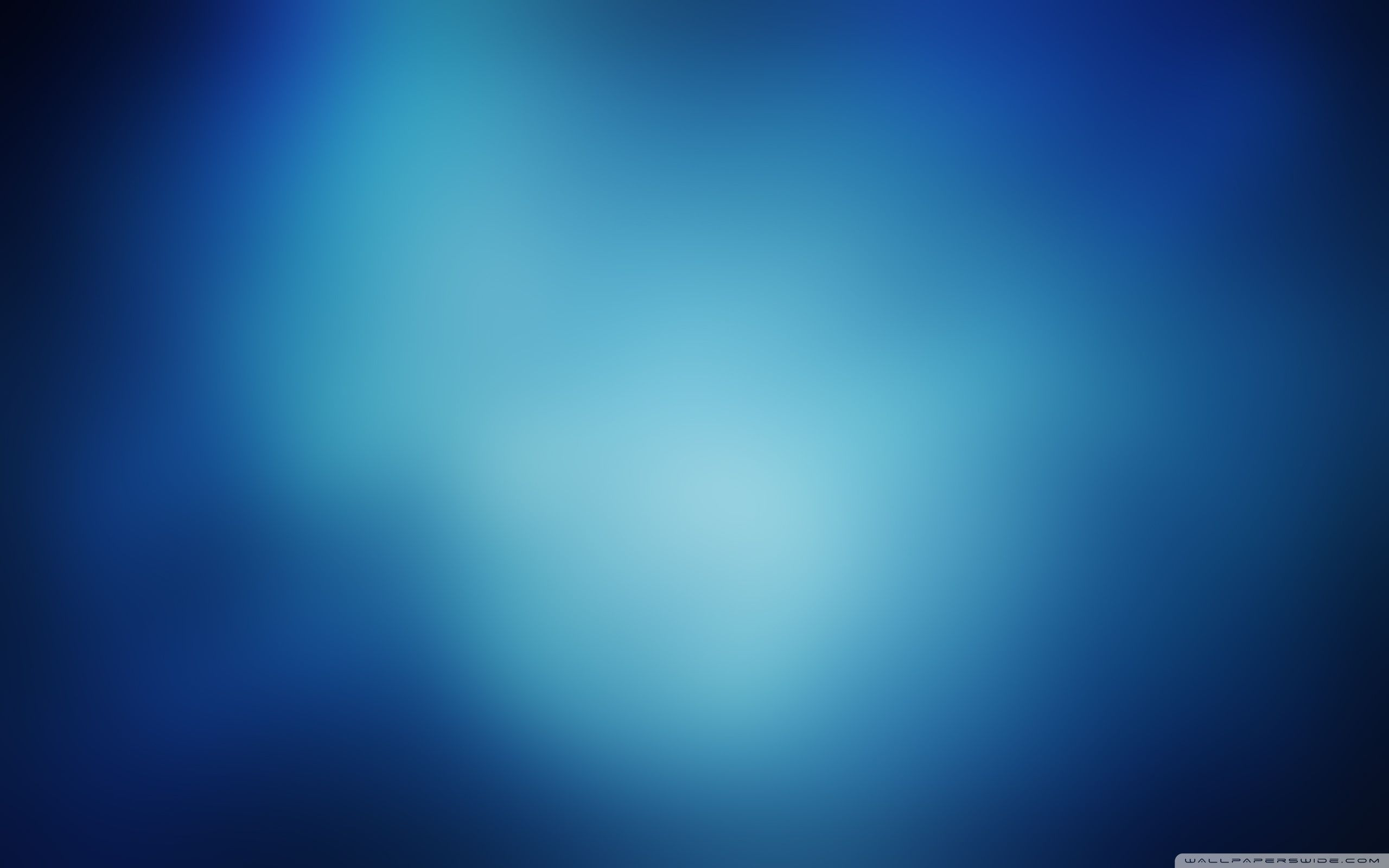 Cool Blue Gradient Background Computer