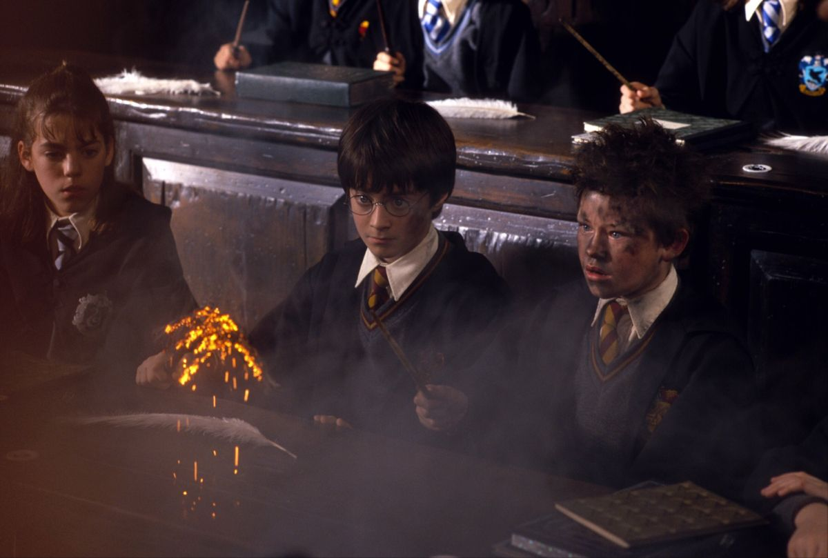 Harry Potter And Seamus Finnigan In 2020 Harry Potter Quiz Harry Potter Prequel Hardest Harry Potter Quiz