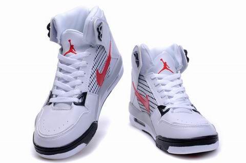 newest collection c981a 4d02b Air Jordan 4 High Cool White Red Black Shoes | air jordan ...