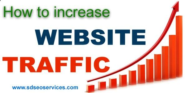 Top 25 Ways to Increase Your Website Traffic