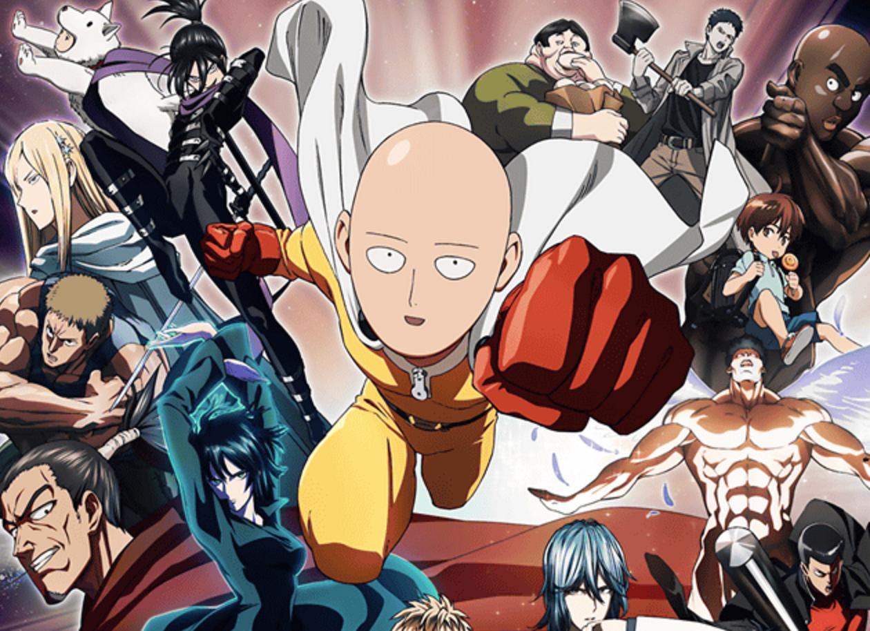 哪邊有一拳超人動畫線上看?iAsk Anime one punch man, One punch man, Soco