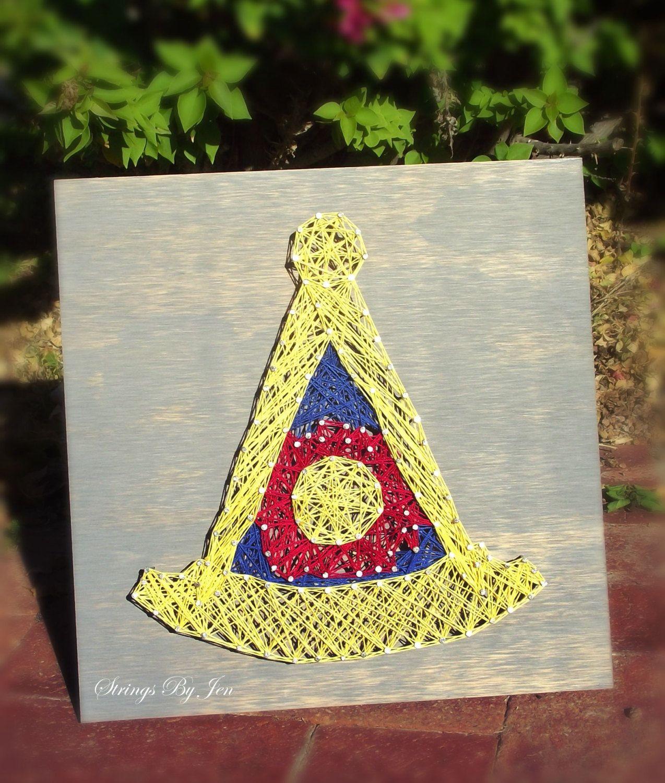 Masonic Past Grand String Art Masonic Gifts Masonic Decor