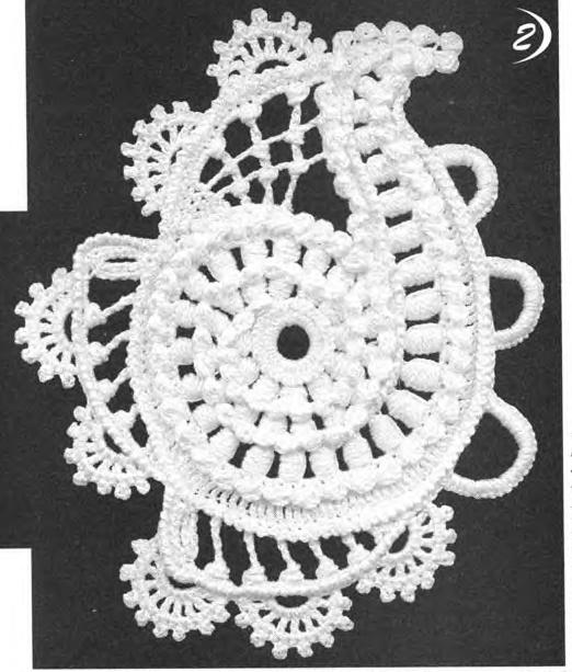 TEJEDORAS EN ACCIÓN* | Acción, Crochet irlandés y Ganchillo