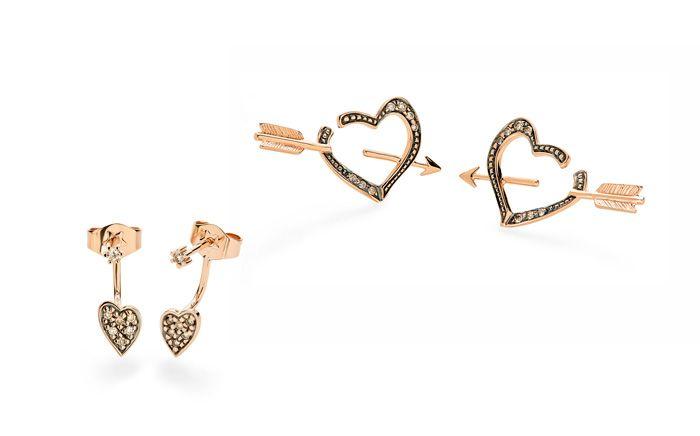 51ec6f98b2da Pin by Lnyy on 耳饰   Rose, Earrings, Jewels