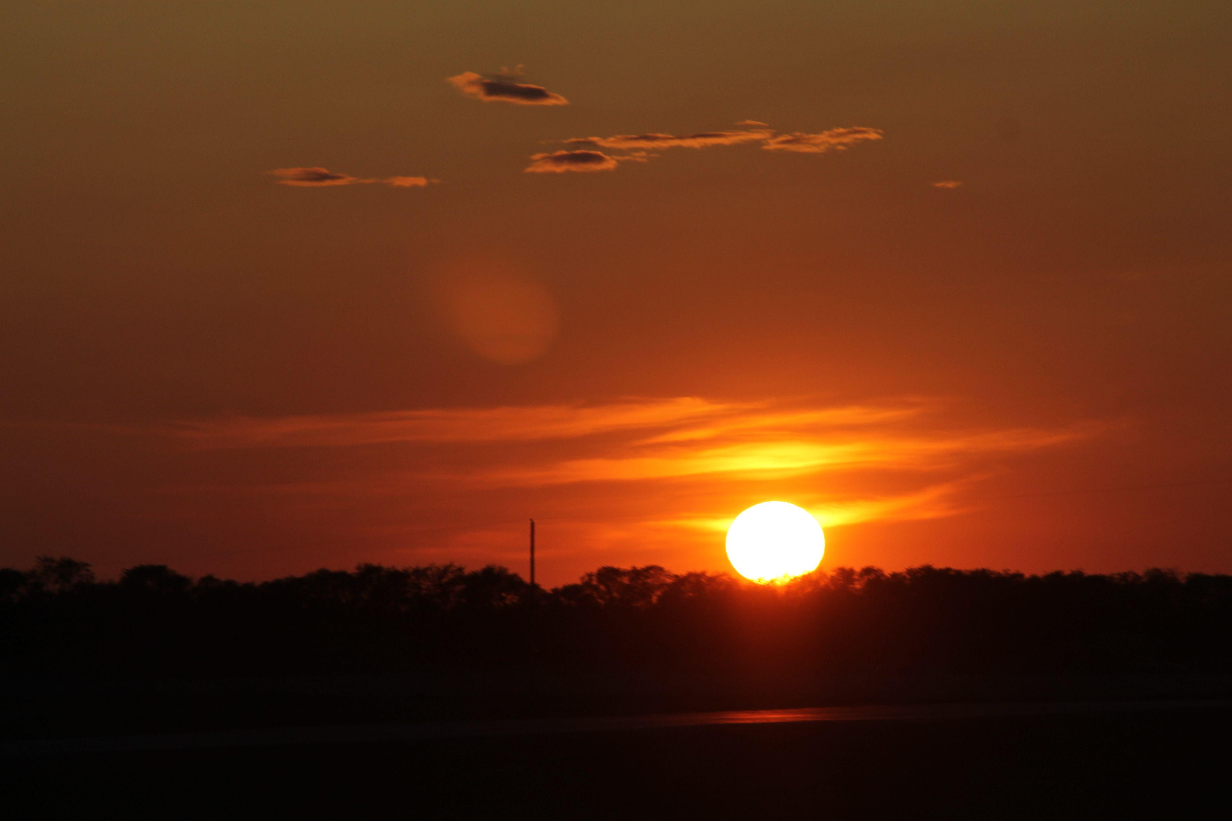 love my sunsets