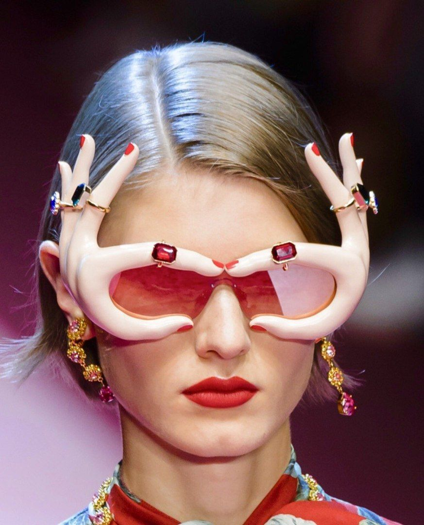 Fashion Weird Sunglasses 4