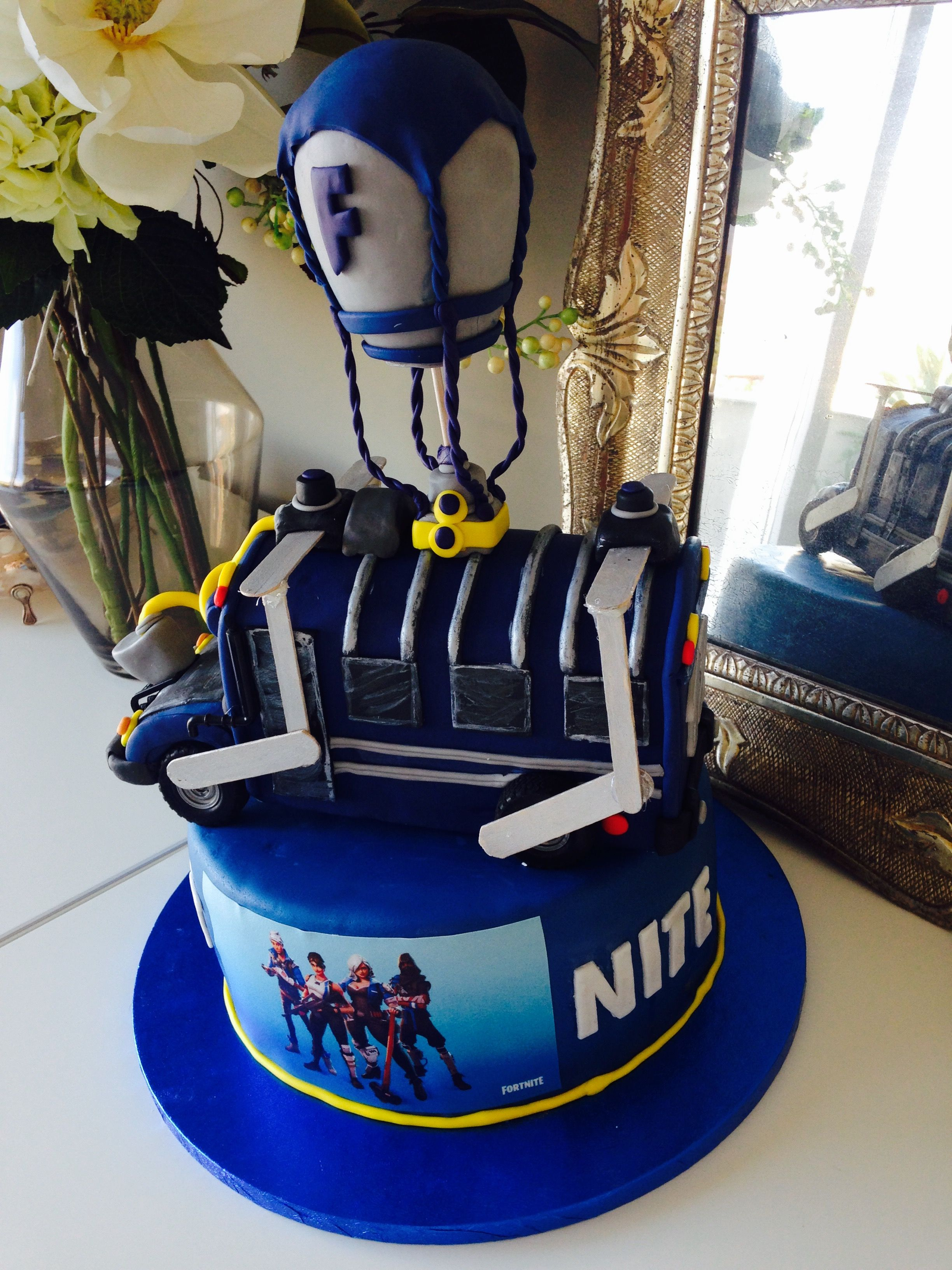 Rpg Birthday Cake