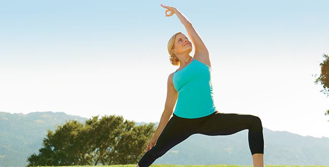 JOY JOURNALING TOO: Lose Up To 13 Pounds In 6 Weeks With This Yoga Plan