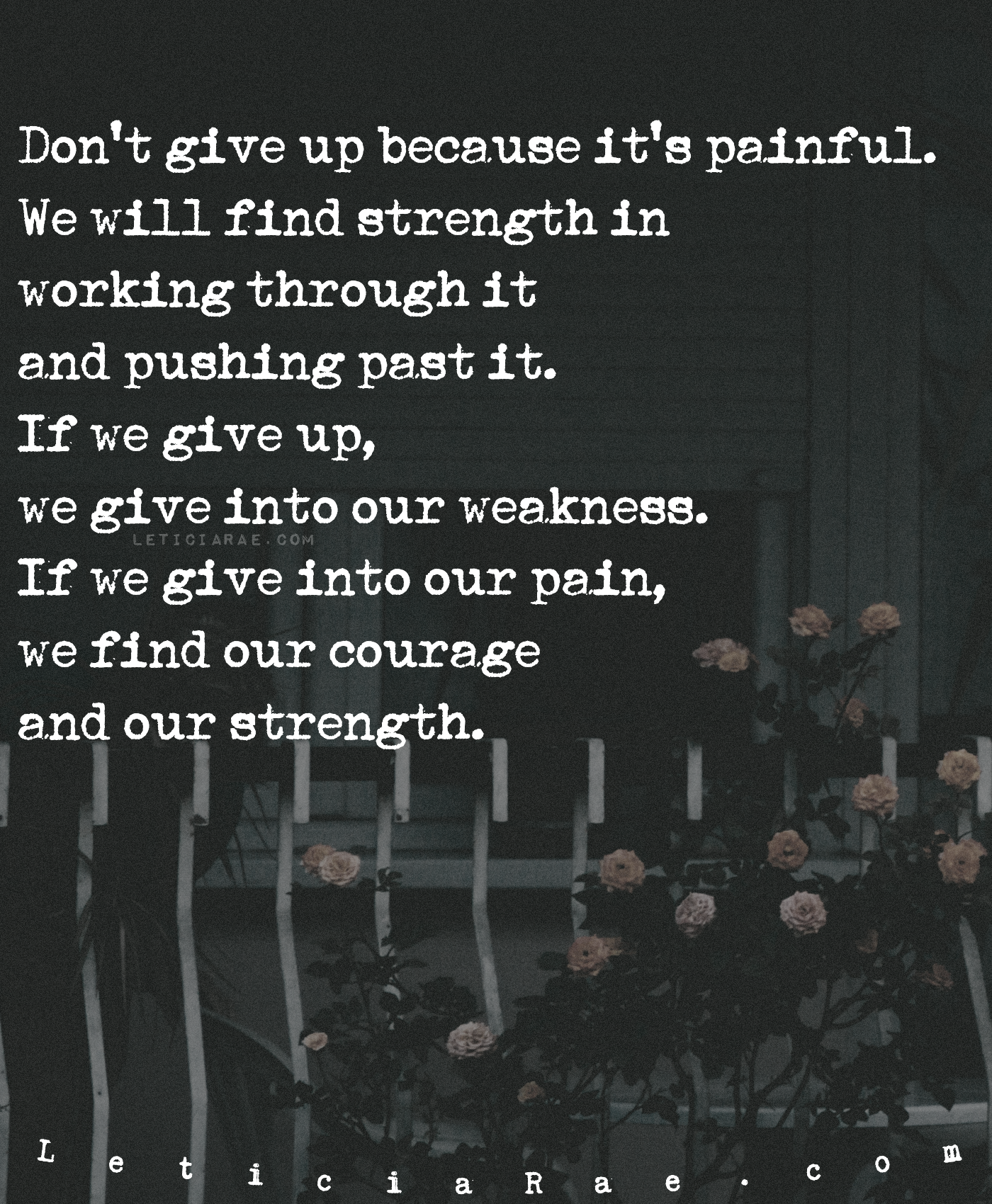 Finding The Silver Lining Inspirational Quotes About Strength Don T Give Up Overcoming Adversity
