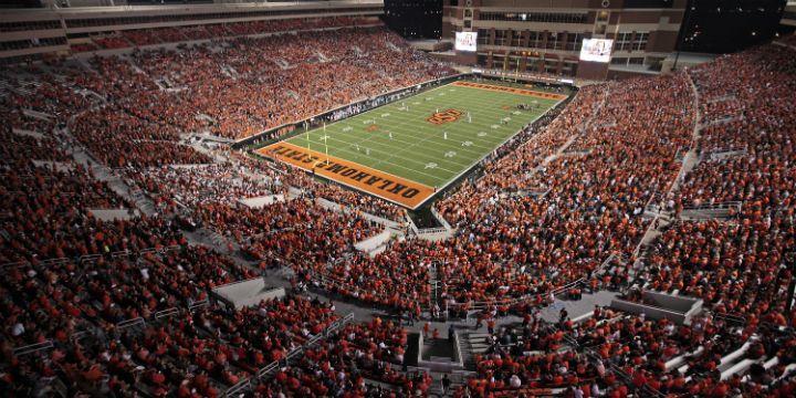 Determining The Best Stadium In The Big 12 Still Water Stadium Big Ten