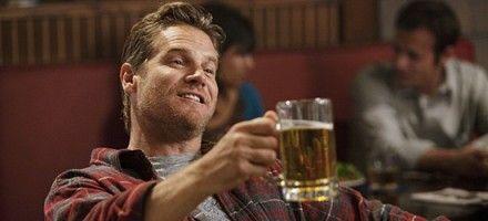 Boire de la bière rend heureux !