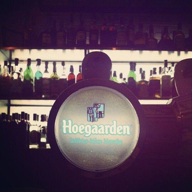 Drinking #Hoegaarden and smoking cigars on a rainy night in #BKK #Mellow #ThongLor #Bangkok #FTW - @ruben_i- #webstagram #instagramm