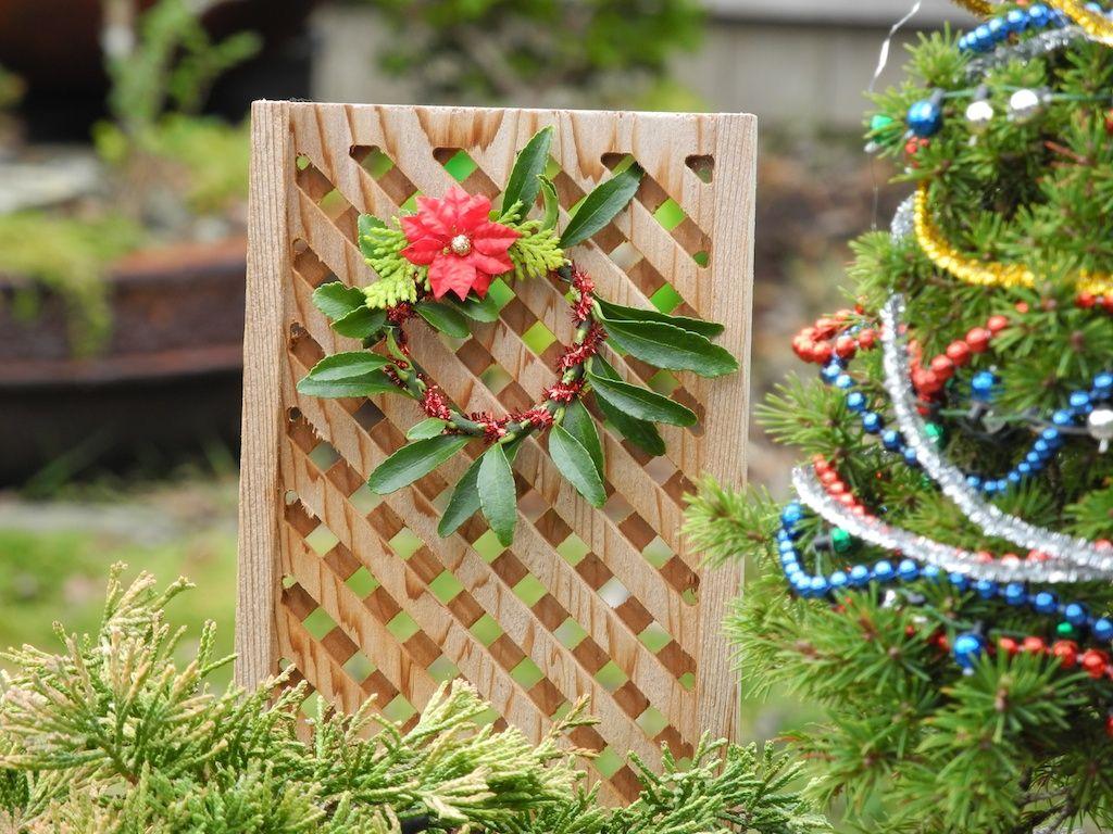 Miniature Christmas DIY   The Littles\' Garden   Pinterest   Best ...