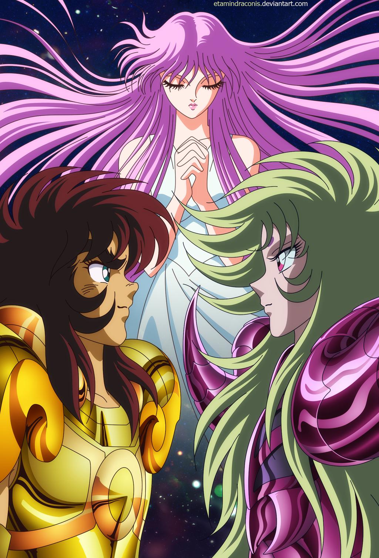 Hades Sanctuary Iv Anime Zodiac Saint Seiya Jojo S Bizarre Adventure Anime