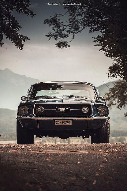 Carpr0n Starring 67 Ford Mustang Bydejan Marinkovic Mustangvintagecars Mustang Azul Autos Mustang 67 Ford Mustang