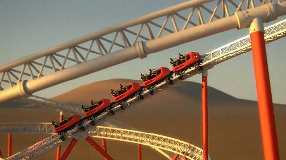 Cinema 4D – RollerCoaster 4D Workflow Tutorial