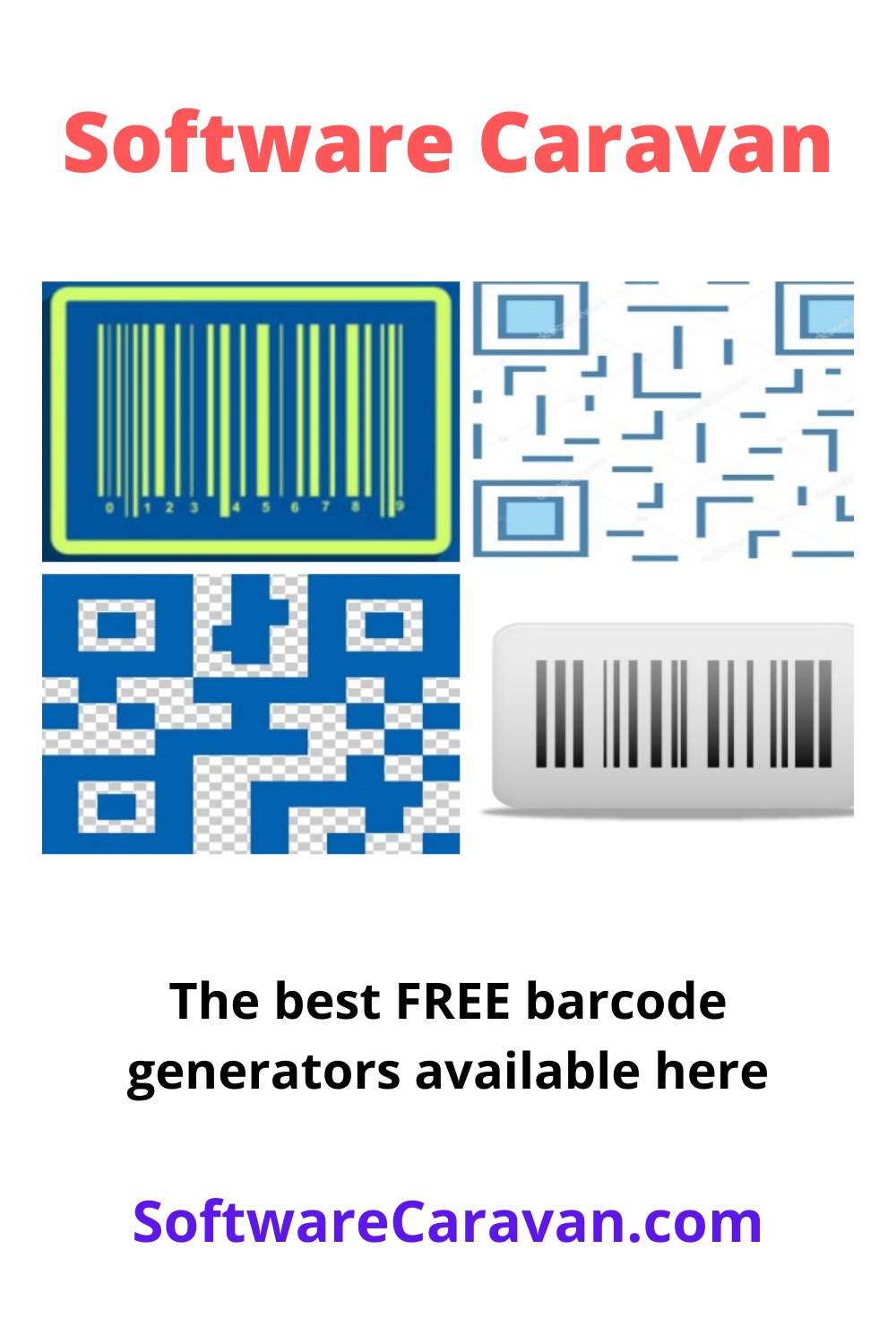 The Best Free Barcode Generators Available Barcode Generator Barcode Useful Life Hacks