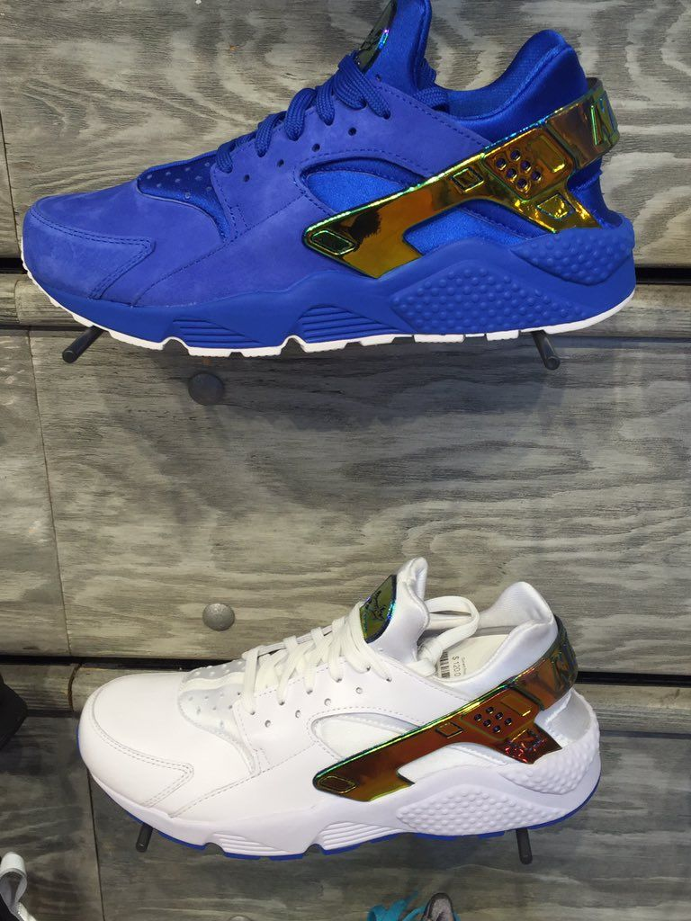 [ID] What are those Blue Nice Kicks x Nike Huaraches